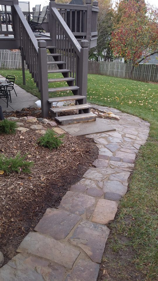 landscaping pathways